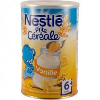 P'tite Céréale Vanille