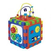 UsAvis D'activités Tapis R Cube Bruin Toys XPuOZTwikl