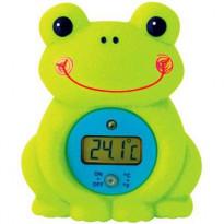 Thermometre de bain électronique grenouille