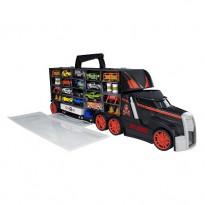 Camion transporteur Fast Lane + 13 véhicules