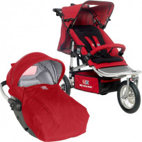 Poussette duo shop and jogg rc2