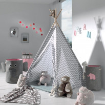 Tipi pour enfant Troy - Cocktail Scandinave