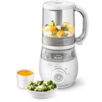 Robot cuiseur-mixeur 4 en 1 pour bébé SCF875