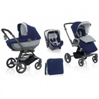 Trio Travel system Quad