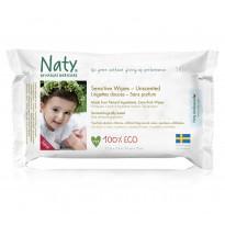 Lingettes Douces Eco sans parfum Naty