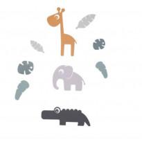 Stickers muraux Tiny Tropics