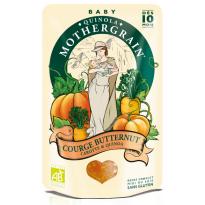 Potiron, carotte et quinoa