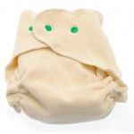 Couche lavable évolutive en coton bio