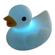 Canard de bain lumineux