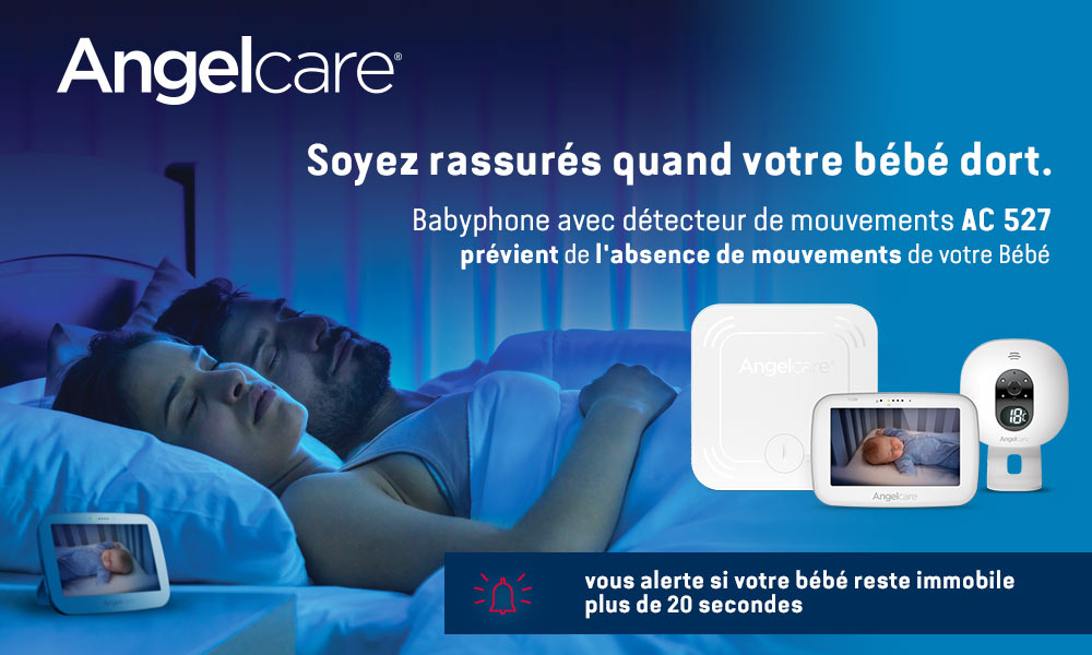 baby test babyphone Angelcare
