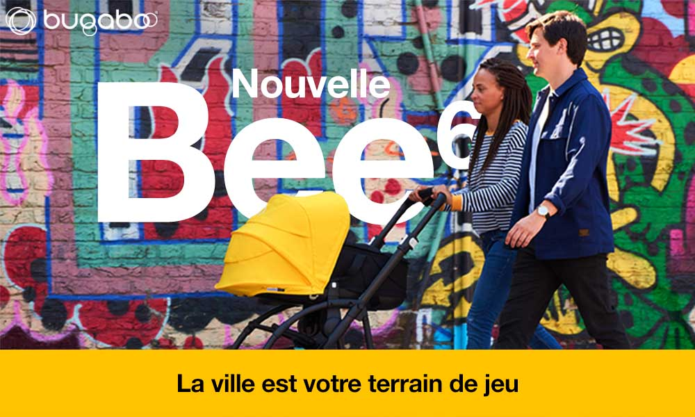 baby test poussette bee 6 bugaboo