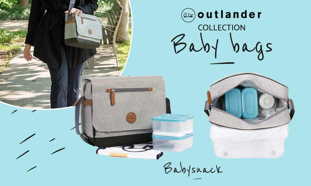 baby test sac à goûter babysnack outlander