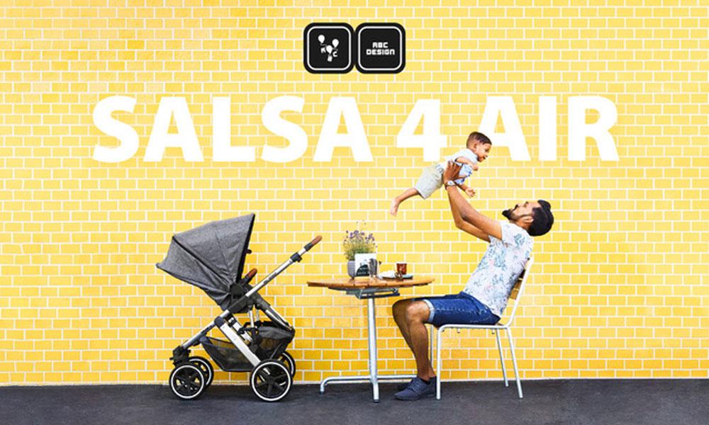 baby test poussette abc design