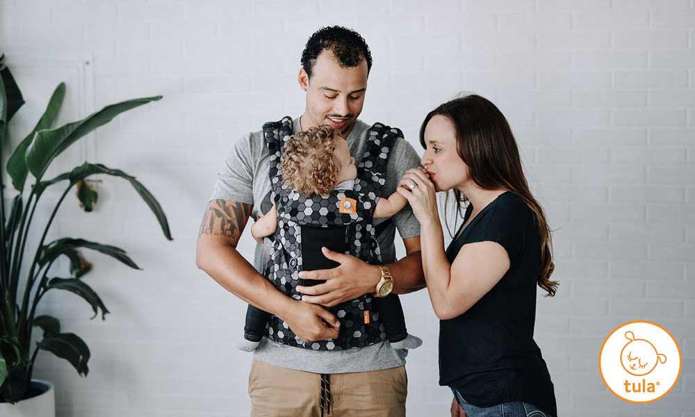 baby test porte-bébé coast explore Tula
