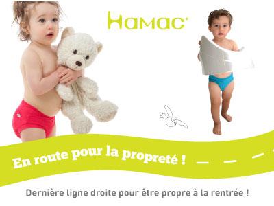 test hamac