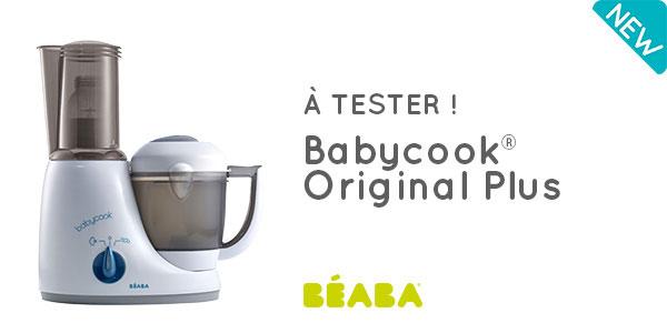test babycook original plus
