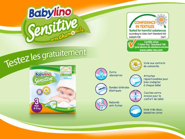test babylino