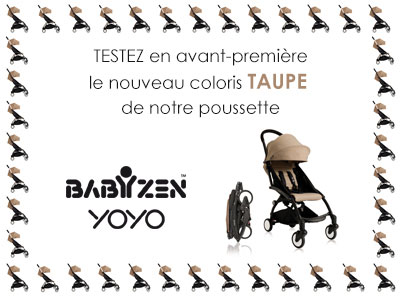 a tester : babyzen yoyo