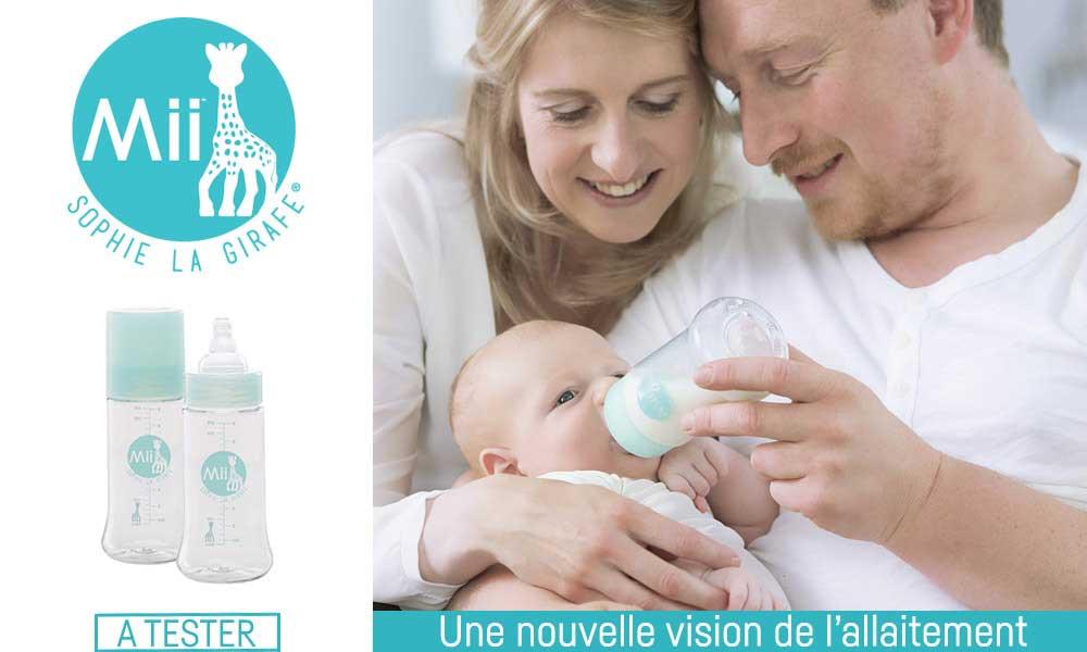 baby test biberon mii 270ml de vulli