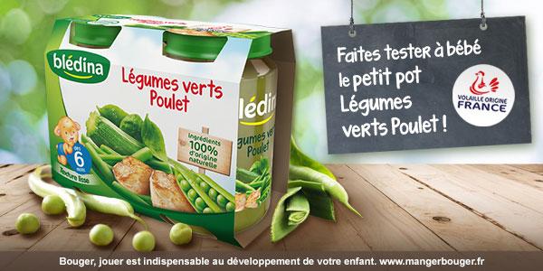 test pot bledina legumes poulet