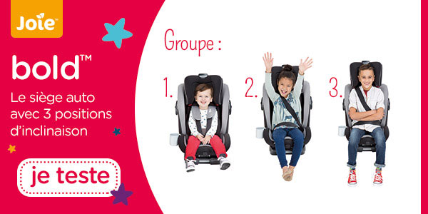 baby test siege auto groupe 123 bold joie