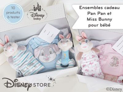 test layette disney