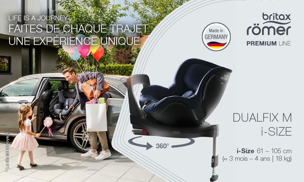 baby test dualfix m i size britax r mer consobaby. Black Bedroom Furniture Sets. Home Design Ideas