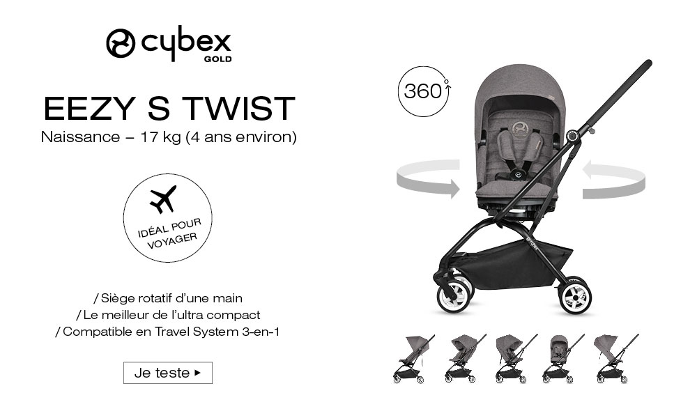 baby test eezy s twist cybex