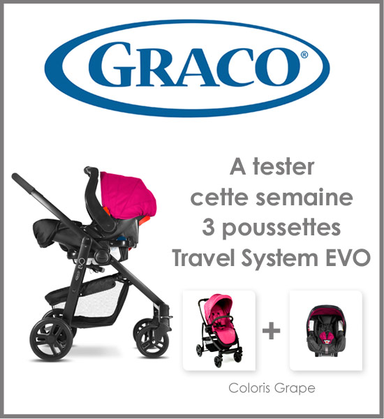 test Evo Graco