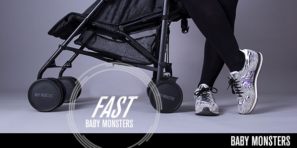baby test poussette fast de baby monsters