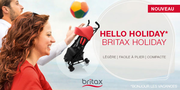 baby test britax poussette holiday
