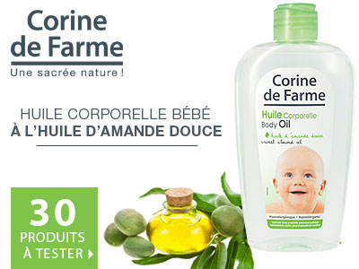test huile corine