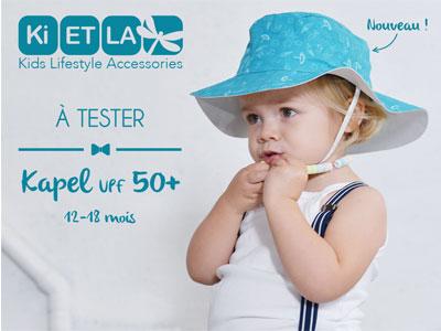 test chapeau kapel