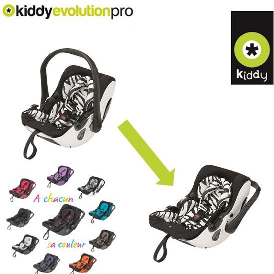 Test kiddy evolution