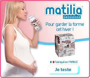 test matilia grossesse