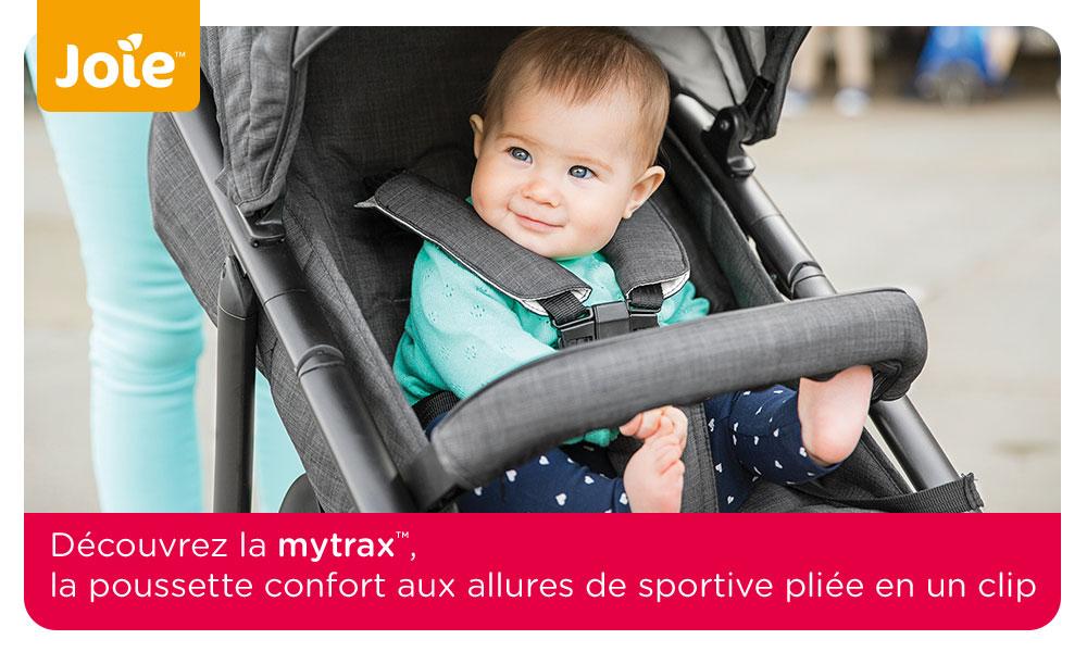 Poussette Mytrax JOIE