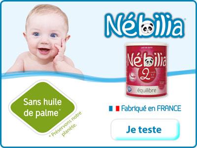 test lait nebilia 2