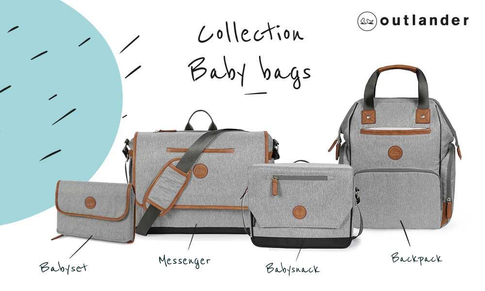 outlander baby bags