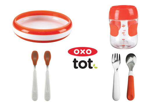 Set couverts Oxo Tot