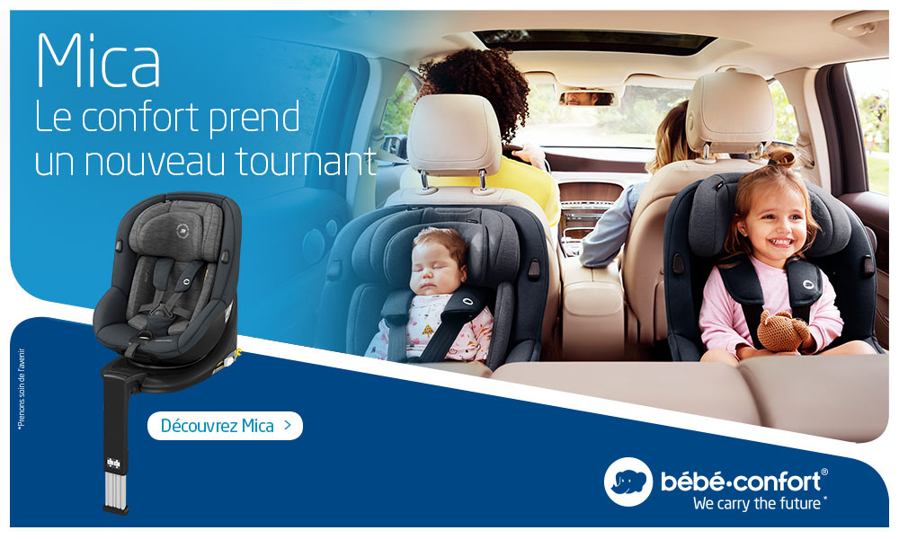 baby test siège auto MICA Bebe confort