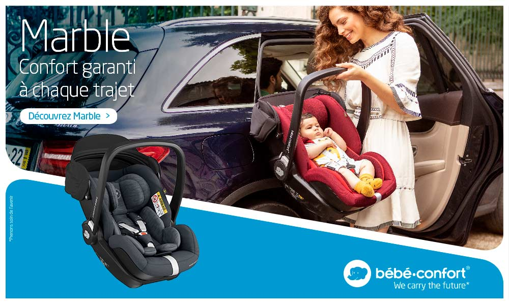 baby test Siège-auto Marble i-Size BEBE CONFORT