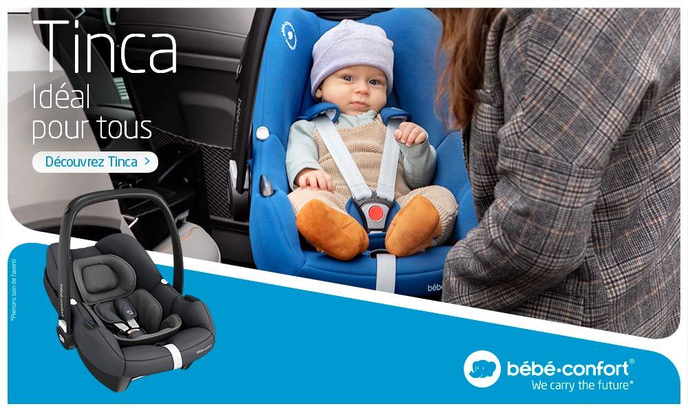 baby test Siège-auto Tinca i-Size BEBE CONFORT