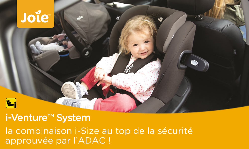baby test i-Venture system joie
