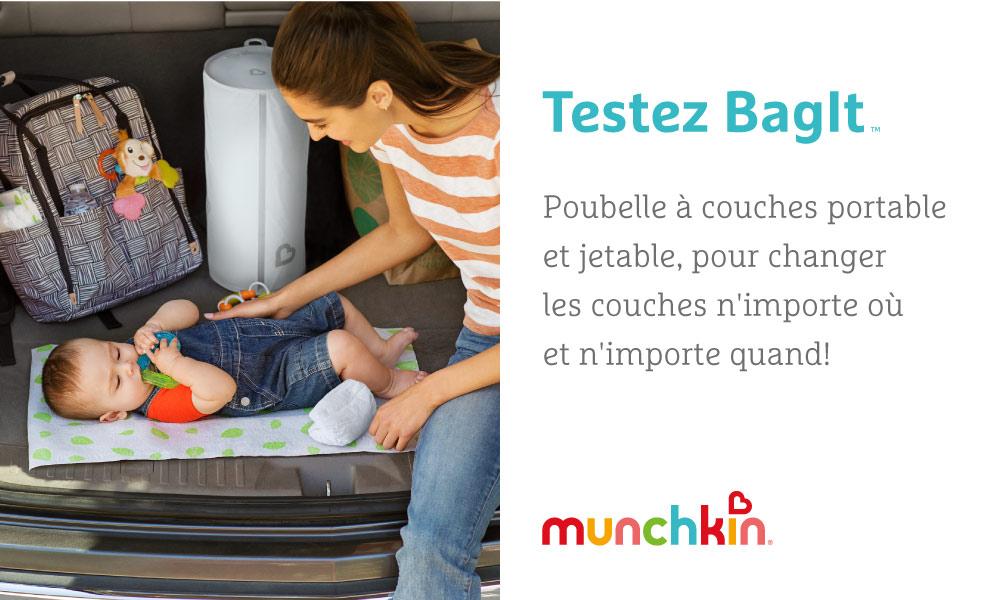 baby test poubelle bagit munchkin