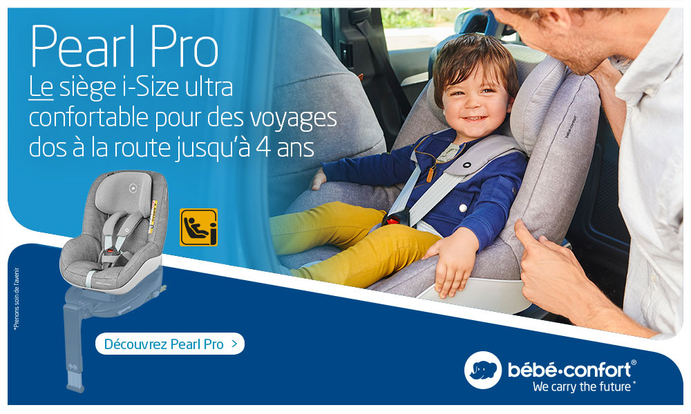 baby test pearl pro i size