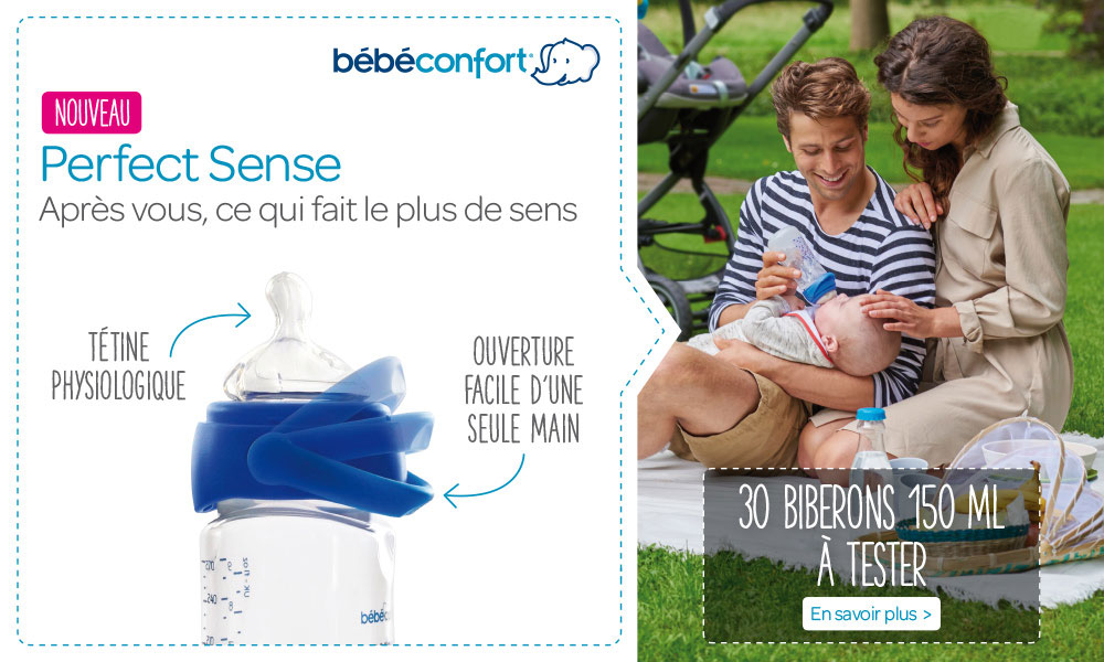baby test biberon perfect sense Bebe Confort