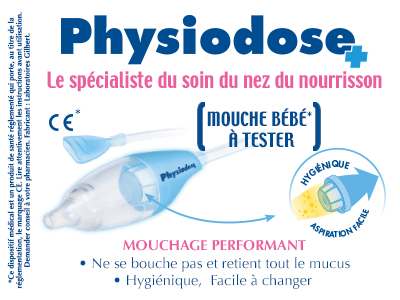 test mouche bebe physiodose