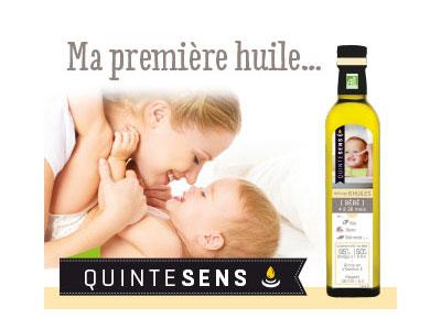 test huile bébé quintesens