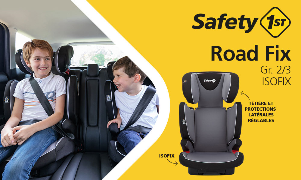 baby test safety 1st roadfix