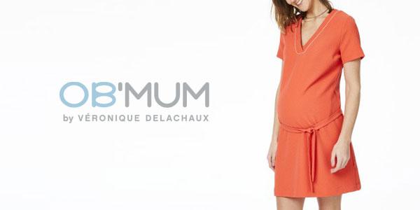baby test robe grossesse ob'mum